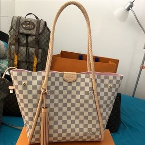 Louis Vuitton Propriano Azur **AUTHENTIC**